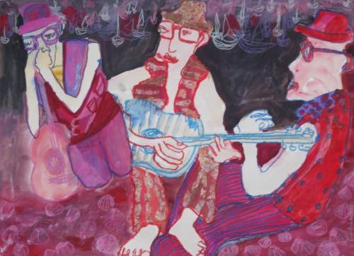 musique de la baie rose