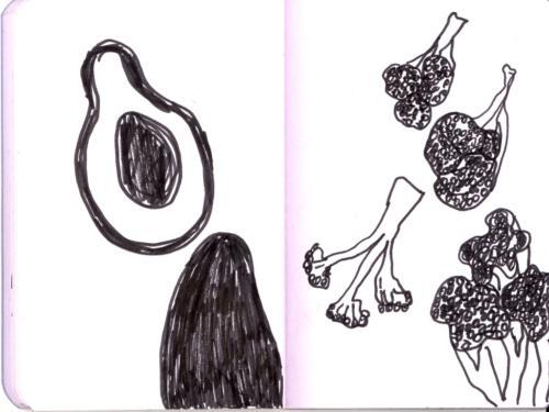 FRUITS ET LEGUMES (2011)